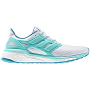 adidas Women's Energy Boost Running Shoes - White