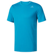 adidas Men's Supernova Running T-Shirt - Blue