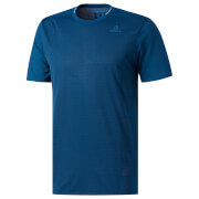 adidas Men's Supernova Running T-Shirt - Navy Blue