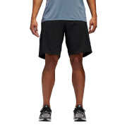 adidas Men's Supernova 7 Inch Dual Running Shorts - Black