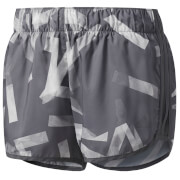 adidas Climalite Running Shorts - Grey/White