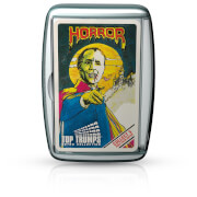 Retro Top Trumps - Horror (Pack 1)