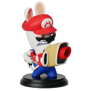 Rabbid Mario Figurine (6 inch)