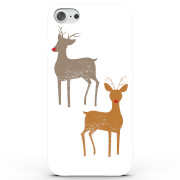 Reindeers Phone Case for iPhone & Android - 4 Colours