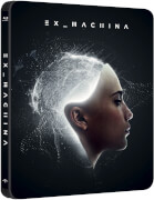 Ex Machina- Steelbook Exclusivo de Zavvi Edición Limitada -