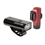 Lezyne Macro 1100/Strip PRO 300 Lightset