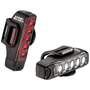 Lezyne Strip Drive 300/150 Light Set