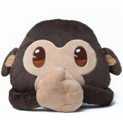 Emoji Cushion - Monkey