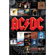 AC/DC Covers - 61 x 91.5cm Maxi Poster