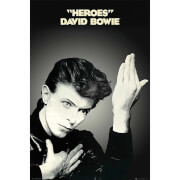David Bowie Heroes - 61 x 91.5cm Maxi Poster