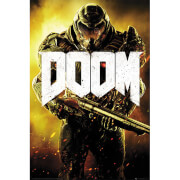 Doom Marine - 61 x 91.5cm Maxi Poster