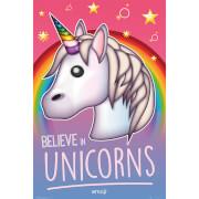 Emoji Believe in Unicorns - 61 x 91.5cm Maxi Poster