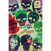 Suicide Squad Faces - 61 x 91.5cm Maxi Poster