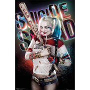 Suicide Squad Harley Quinn Good Night - 61 x 91.5cm Maxi Poster