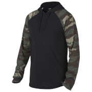 Oakley Men's Lakeside Hooded Long Sleeve Knit Hoody - Black