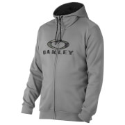 Oakley Men's Combat Full Zip Hoody - Grey