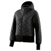 Skins Women's Activewear Puffer Jacket - Black
