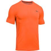 Under Armour Men's Threadborne FItted T-Shirt - Orange