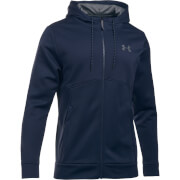 Under Armour Men's Full Zip Hoody - Navy
