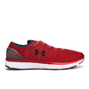 Under Armour Men's Charged Bandit 3 Running Shoes - Red/Orange