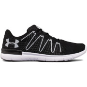 Under Armour Men's Thrill 3 Running Shoes - Black/White