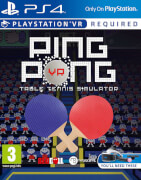 Ping Pong VR: Table Tennis Simulator