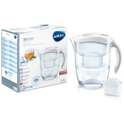 BRITA Maxtra+ Elemaris XL Meter Water Filter Jug - White
