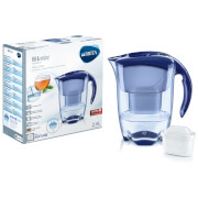BRITA Maxtra+ Marella Cool Water Filter Jug (Limited Edition) - Blue