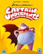 Captain Underpants (Includes Digital Download)