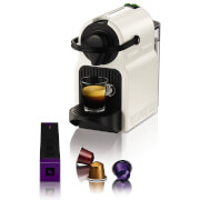 Nespresso by KRUPS XN100140 Inissia Coffee Machine - White