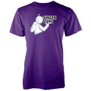 Jaiden Finger Guns Right Purple T-Shirt