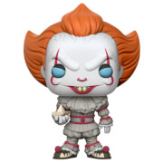 IT - Pennywise (con barchetta) Figura Pop! Vinyl