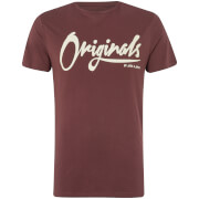 Jack & Jones Originals Men's Noah T-Shirt - Sassafras