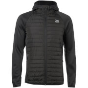 Jack & Jones Core Men's Multi Quilted Jacket - Black
