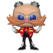 Figura Funko Pop! Dr. Eggman - Sonic The Hedgehog