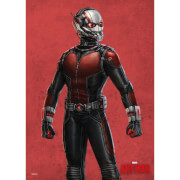 Marvel Comics Metal Poster - Ant-Man (32 x 45cm)