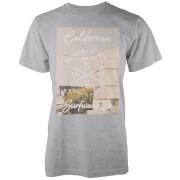 Camiseta Native Shore Venice Beach - Hombre - Gris claro