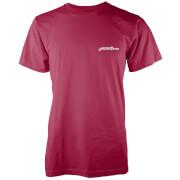 Native Shore Männer Core Logo T-Shirt - Red