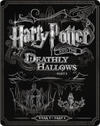 Harry Potter and the Deathly Hallows: Part 2 - Limited Edition Steelbook