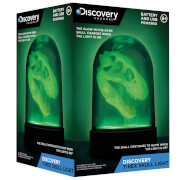 Discovery Channel T-Rex Skull Light