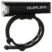 Cateye Duplex Front and Rear Helmet Light
