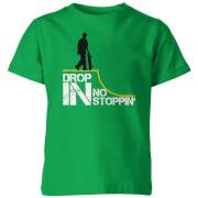 My Little Rascal Kids Drop in No Stoppin Green T-Shirt