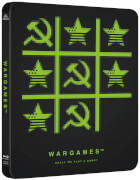 War Games: Kriegsspiele – Zavvi UK Exklusives Limited Edition Steelbook
