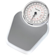 Salter Academy Mechanical Bathroom Scale - White