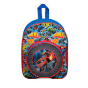Mochila Nickelodeon Blaze y los Monster Machines - Azul