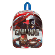 Marvel Captain America Civil War Rucksack - Blau