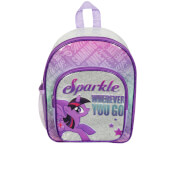 My Little Pony Glitter Backpack - Purple