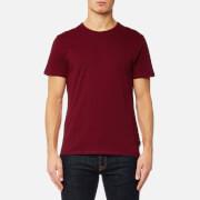 Calvin Klein Men's Jari Embossed T-Shirt - Rhubarb