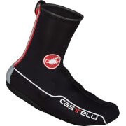 Castelli Diluvio 2 All-Road Shoe Covers - Black