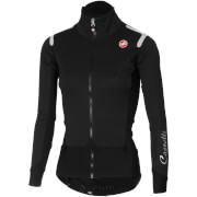 Castelli Women's Alpha Ros Long Sleeve Jersey - Light Black